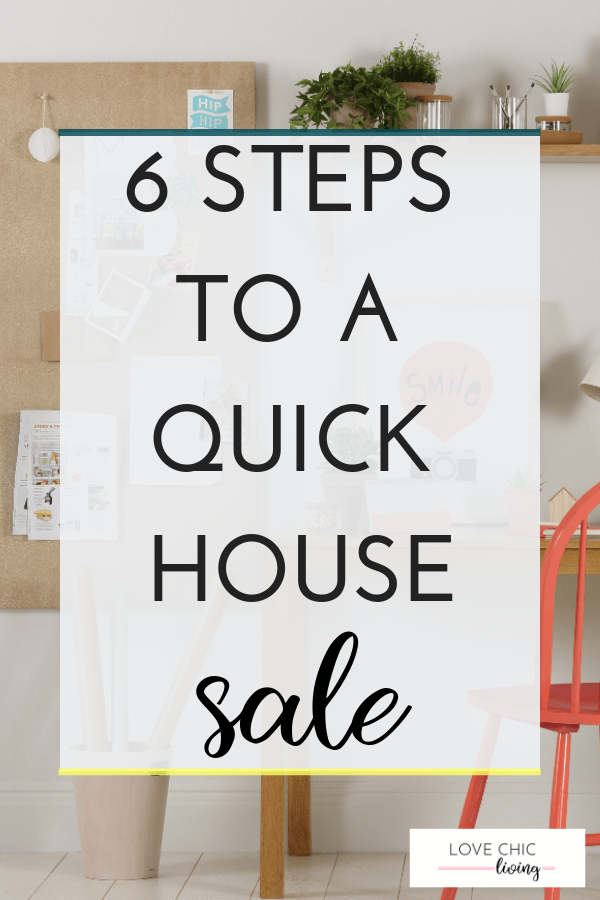 6 Steps To A Quick House For Any Homeowner Home Staging