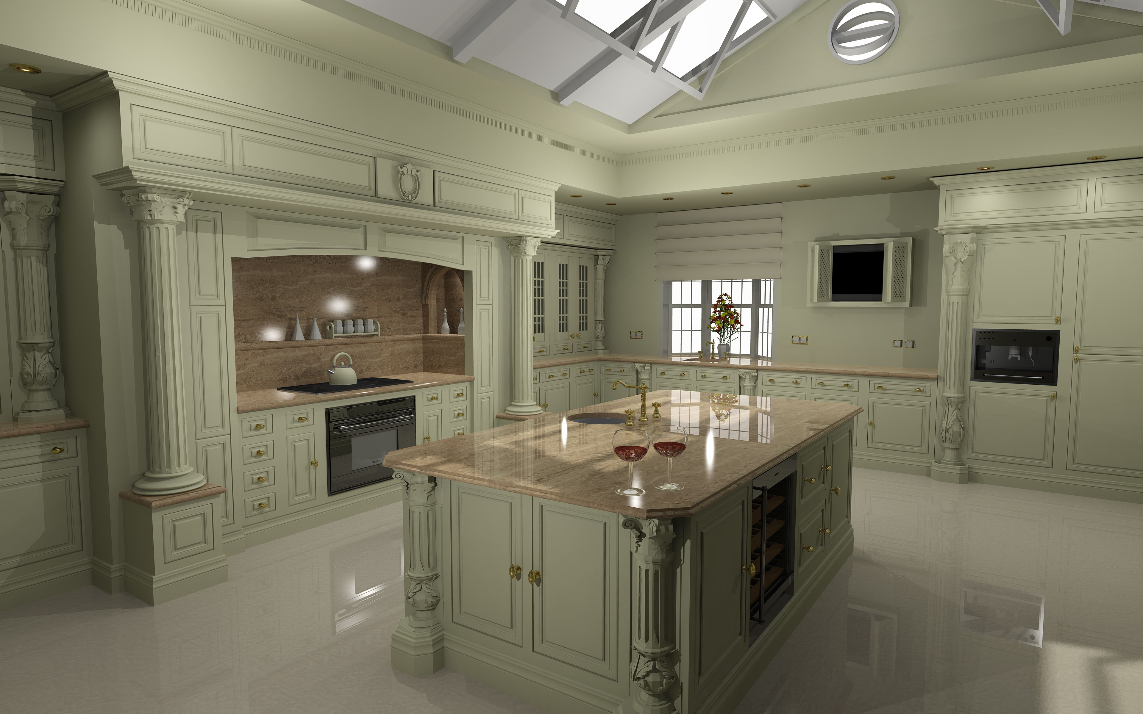 bespoke kitchen designs no problem another successful