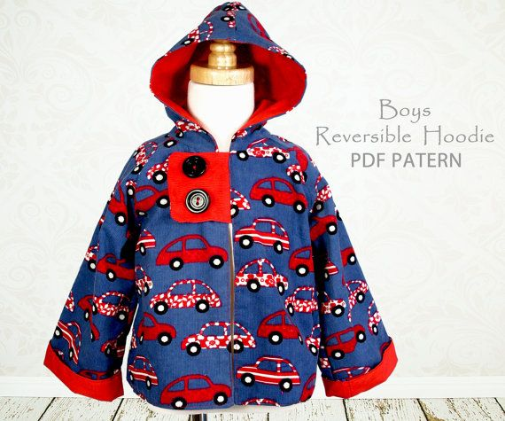 Jacket Patterns, Coat Patterns, Boys Patterns, Boys Sewing Patterns ...