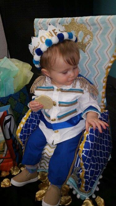 Prince Rocker His Throne Royal