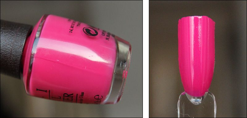 Opi Apartment For Two Swatch