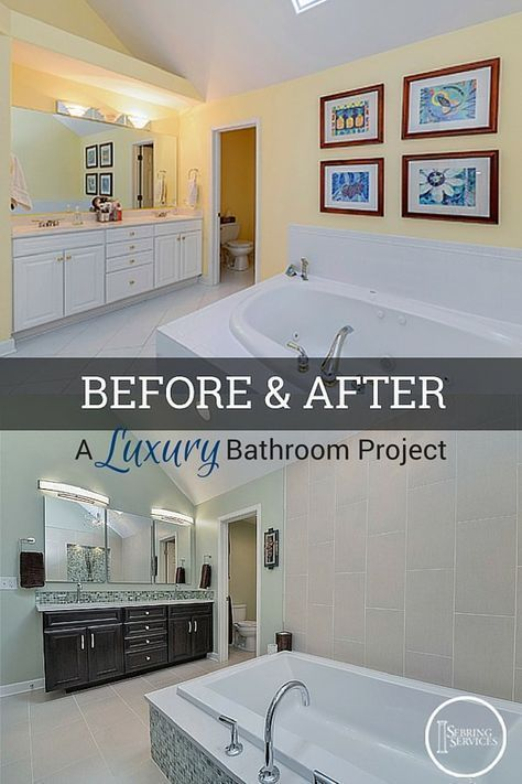 Before After A Luxury Naperville Bathroom Remodel Luxurious Cool Bathroom Remodeling Naperville