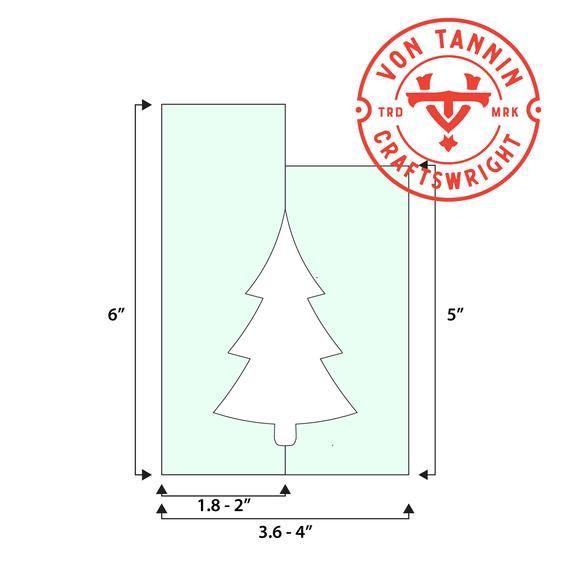 Weihnachtsbaum-Adventskalender-Kerze-Halter - rustikale Kerzenhalter | Bauernhaus-antike Mantel-Dekor | Rustikale Weihnachten Teelichthalter