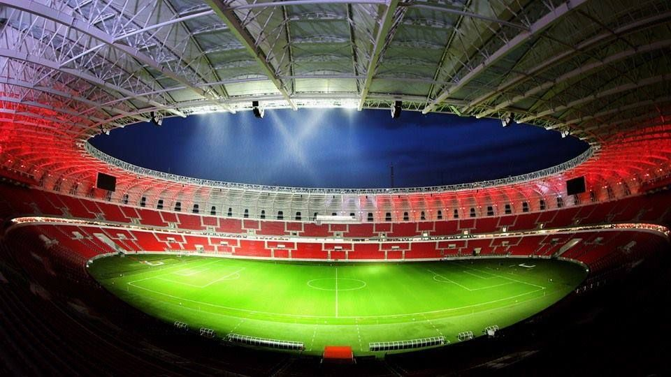 Gigante Da Beira Rio Porto Alegre Rs Internacional Futebol Clube Sport Clube Sport Clube Internacional