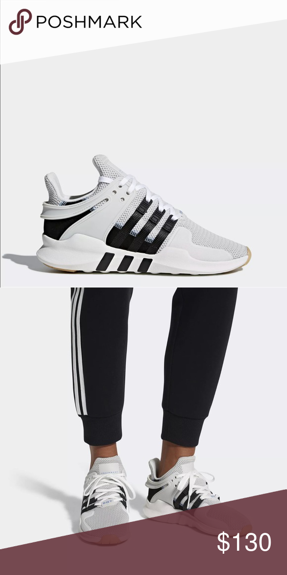 b0fcaae9bb2d ... black blue 2017 8ca66 33f26  coupon code for new adidas eqt support adv  womens sneaker 7 new with box womens size