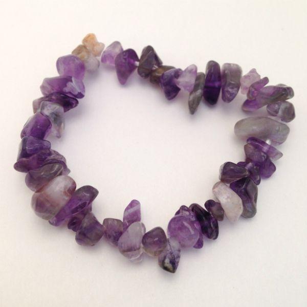 Amethyst bracelet • healing • calming • meditative • stone • peace • calmness • balance • patience • all around stone• protecting travelers • emotional healing • sobriety • bracelet • gemstone • fashion • cute