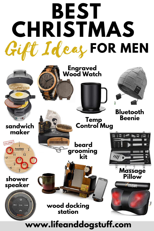 20 Best Christmas Gift Ideas For Men Gift Ideas Boyfriend Christmas Gifts For Men Gift Ideas For Men Christmas Gifts For Girlfriend