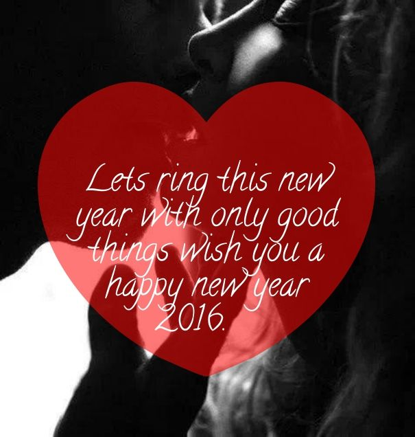 Happy New Year Wallpaper With Quotes: Happy New Year 2016 Love Special Wallpaper