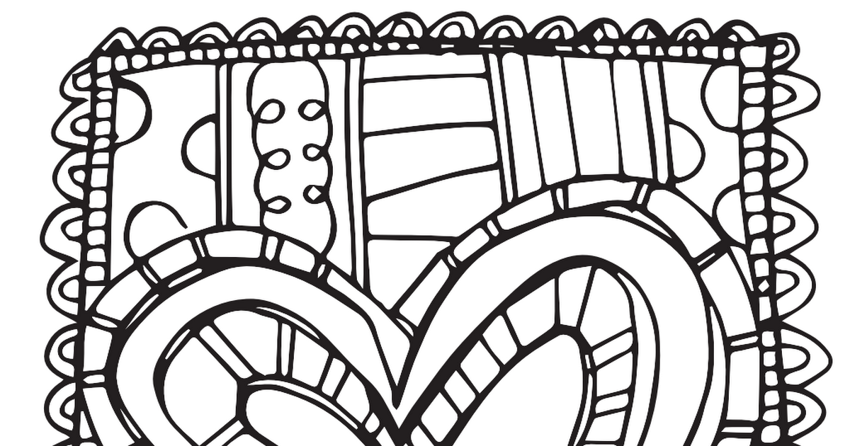 5000 Valentines Coloring Pages Pdf  Images