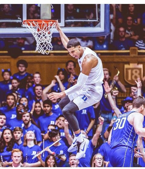 46d897490 Jayson Tatum. Find this Pin and more on Duke Basketball ...