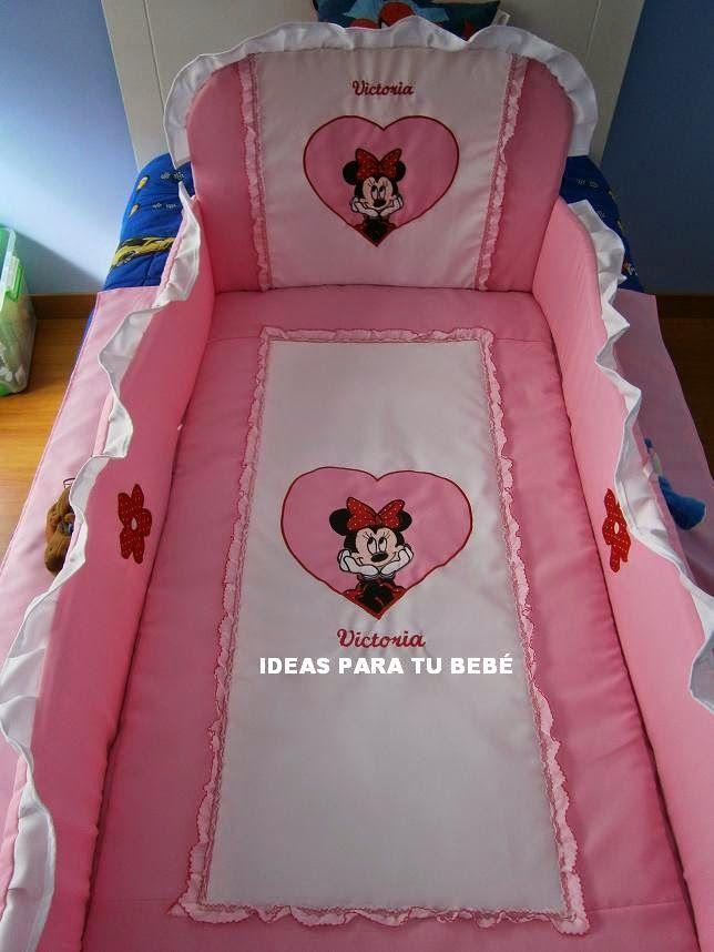Set de cuna minnie mouse - Victoria (Castellón)  a4ad365dc08d