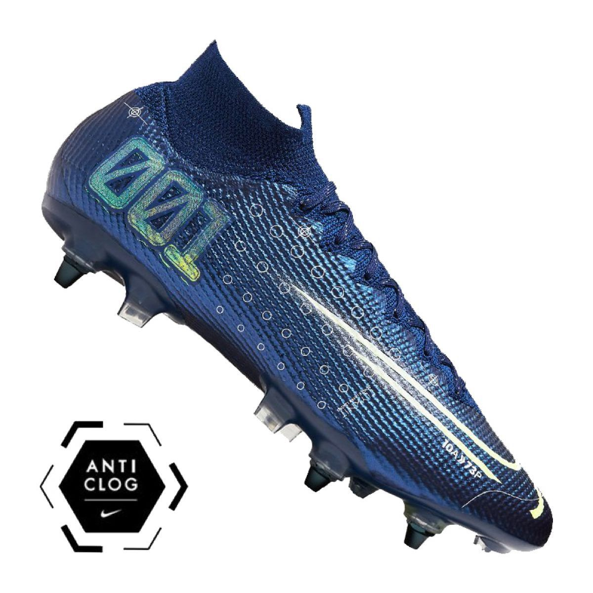 Nike Superfly 7 Elite Mds Sg Pro Ac M Ck0013 401 Football Shoes