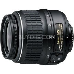 Refurbished Nikon AF-S Lenses: 18-140mm f/3.5-5.6G $279, 55-200mm f/4-5.6G $69 & More + Free Shipping
