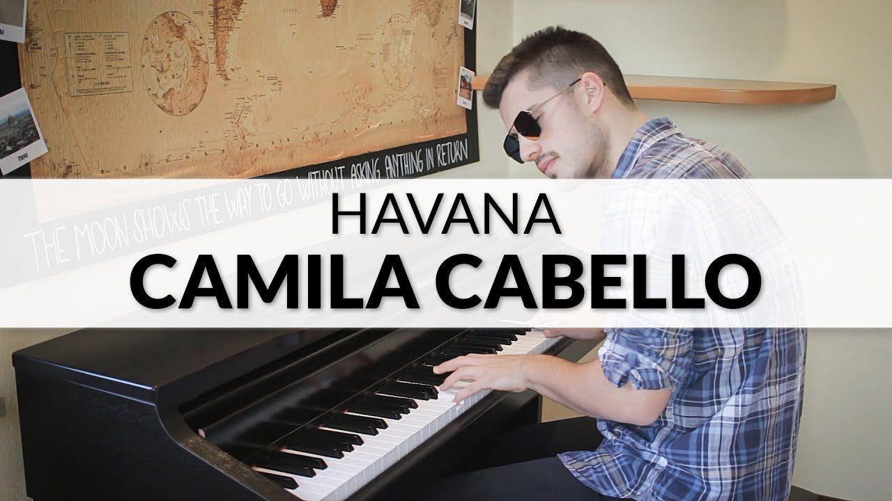 Camila Cabello Havana Piano Covercabello camila