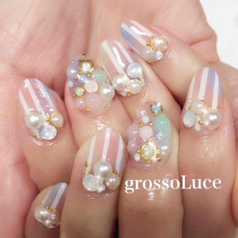 50 Fantastic Japanese Nail Art Designs, Ideas & Trends | Pinterest ...