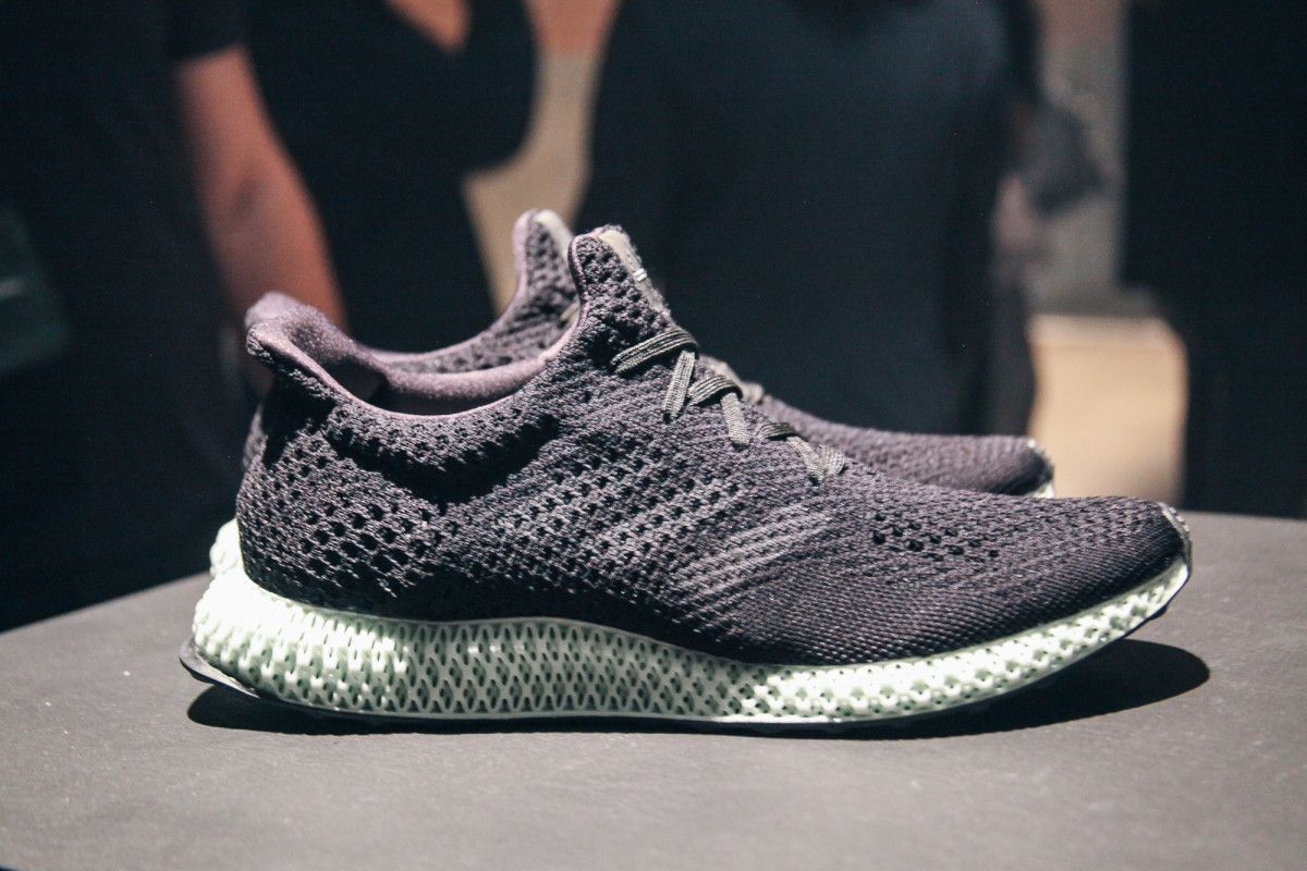 050feeaa13e adidas has taken the wraps off the Futurecraft 4D