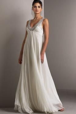 Empire Style Wedding Dress If I Were Getting Married Would Do It In This