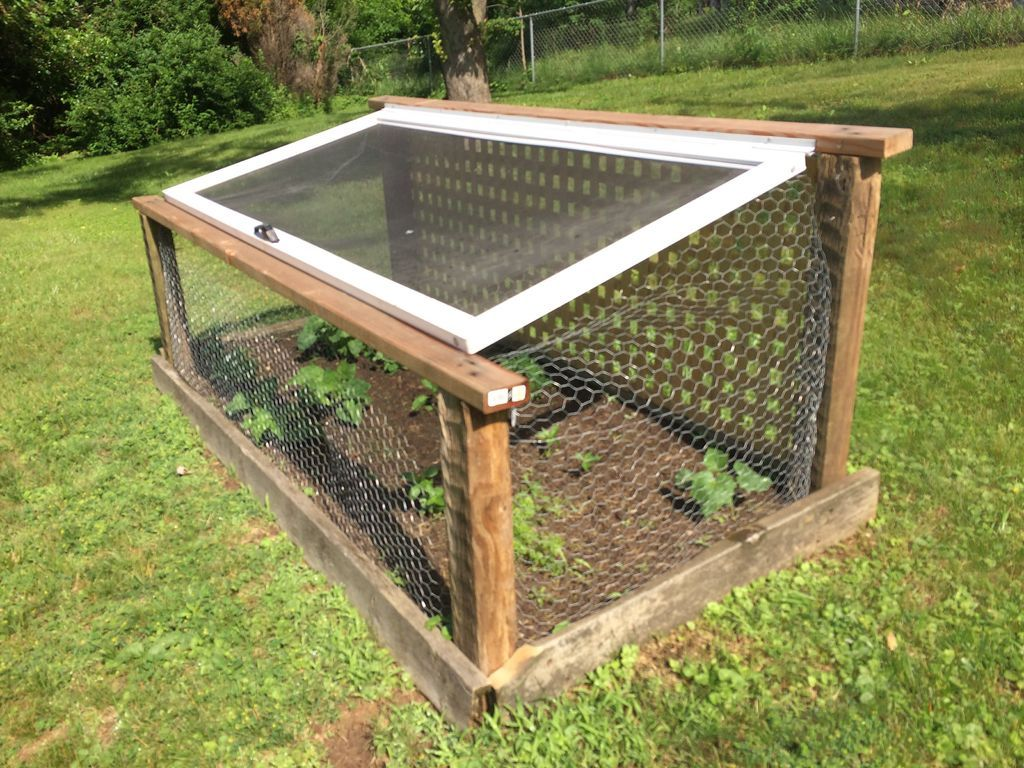 garden fortress to stop deer and other vegetable predators - Deer Proof Vegetable Garden Ideas