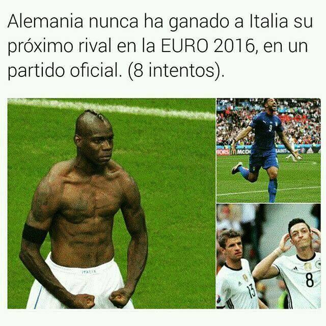 #dato #alemania #italia #eurocopa