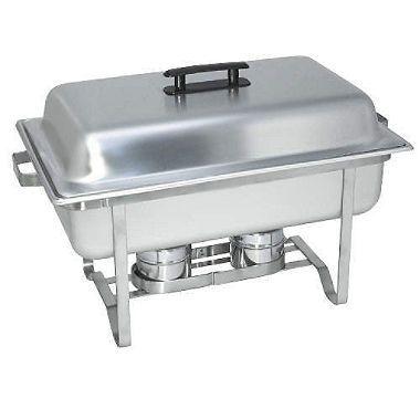 Stainless Steel Chafing Dish 8 Qt S Izobrazheniyami