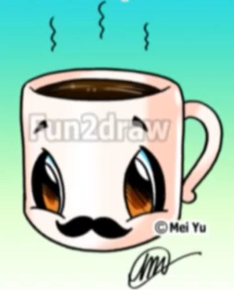 Cute Fun 2 Draw Hot Chocolate Go To The Website With So