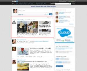 In Case You Missed It: LinkedIn's New Look!