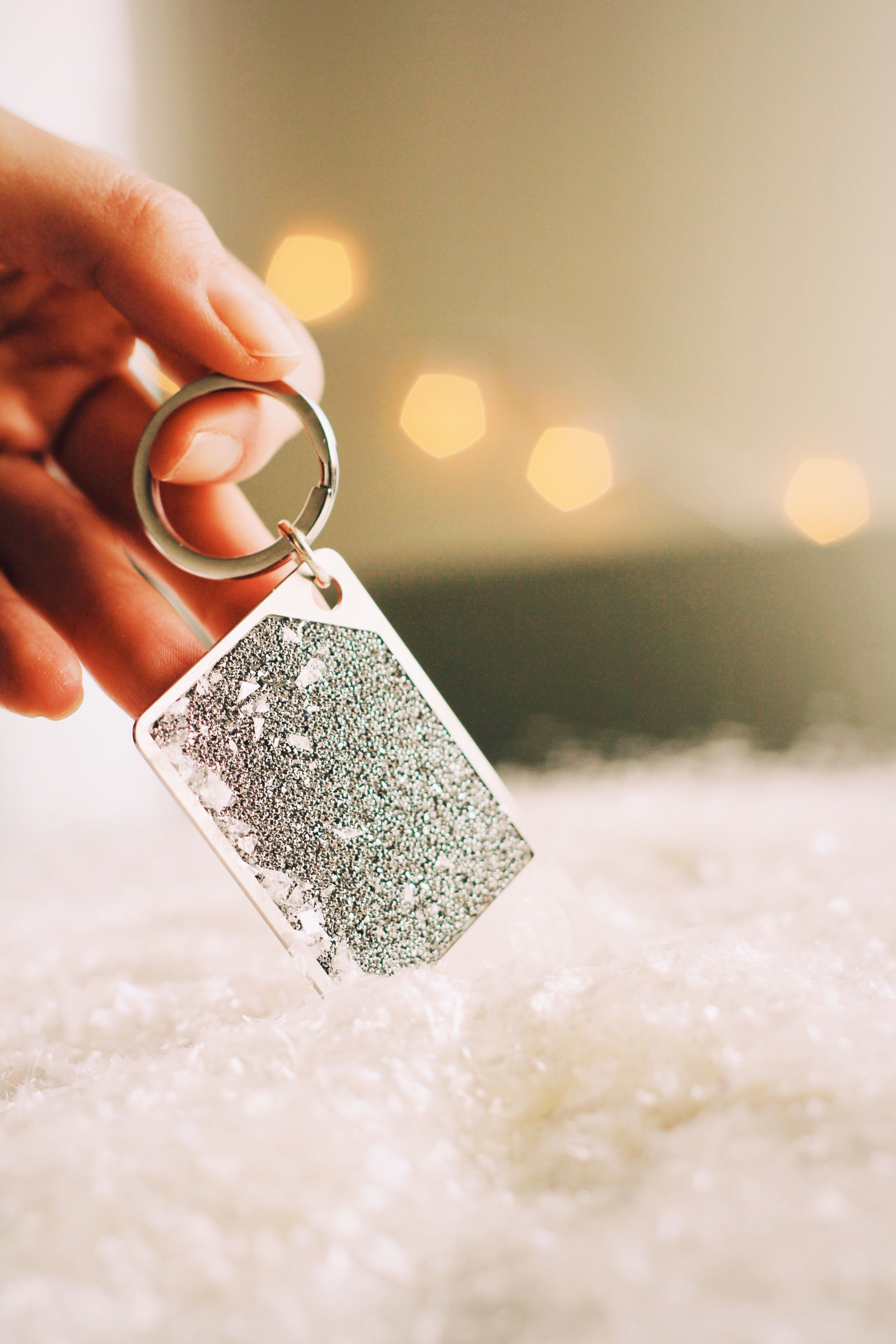 4466bff5839 This limited edition Silver Starbucks Card adorned with Swarovski crystals  is now available in select stores while supplies last.