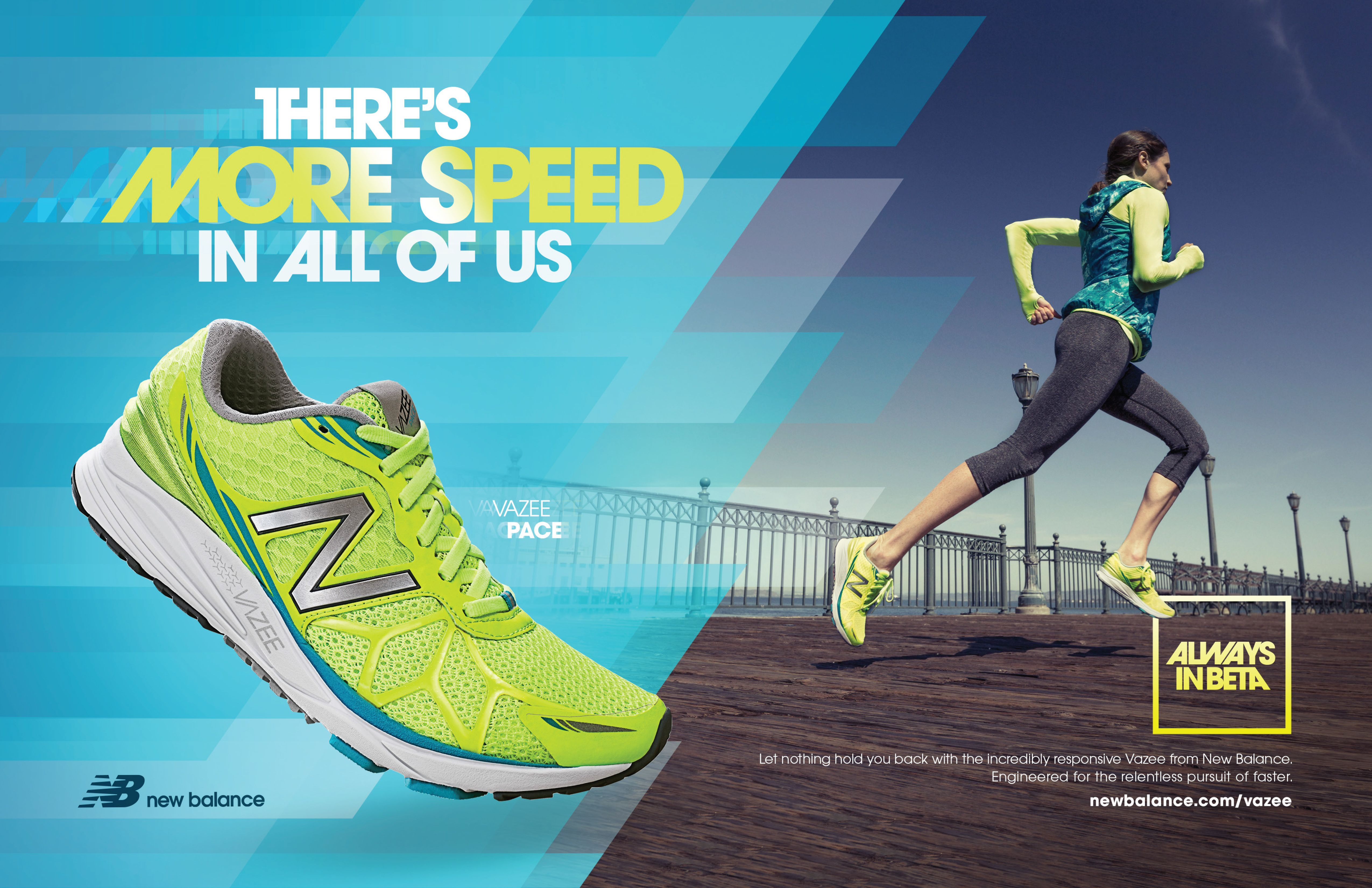 How New Balance is reinvigorating its brand to move away from its lifestyle  image – Marketing Week de5d68f345