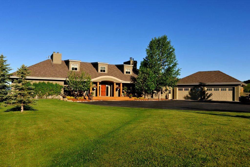 Casas de ensue o rancho canadiense en medio del bosque - Casas canadienses madrid ...