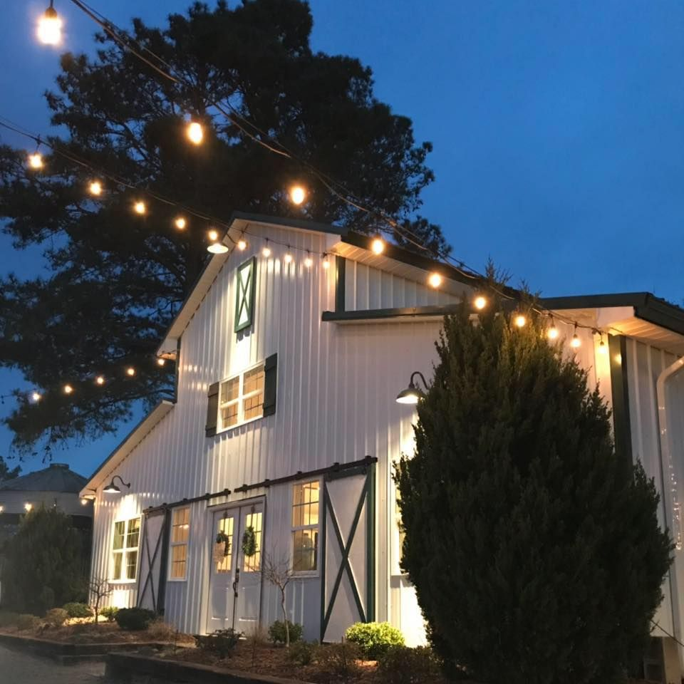 The Carolina Barn Wedding Venue Raleigh NC Southern