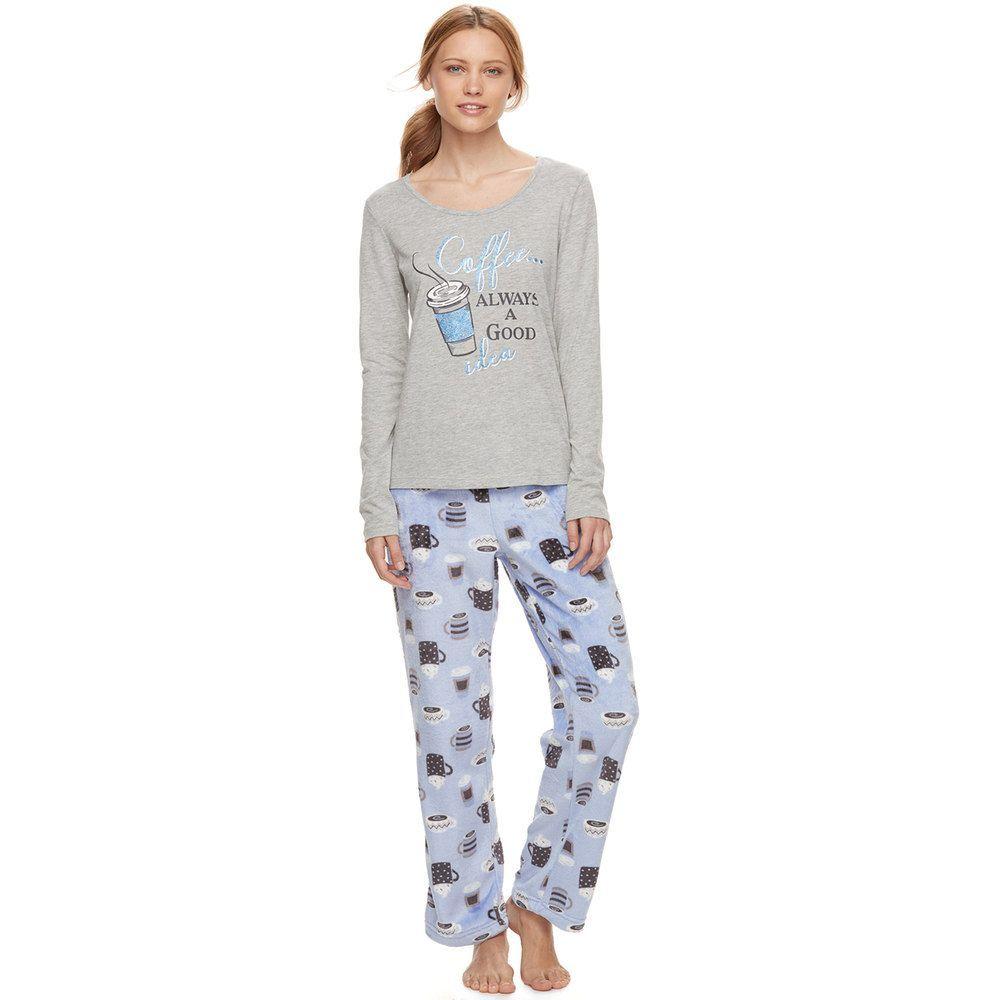 4d5857a72 Women s Be Yourself Dreamy Fleece Pajama Set