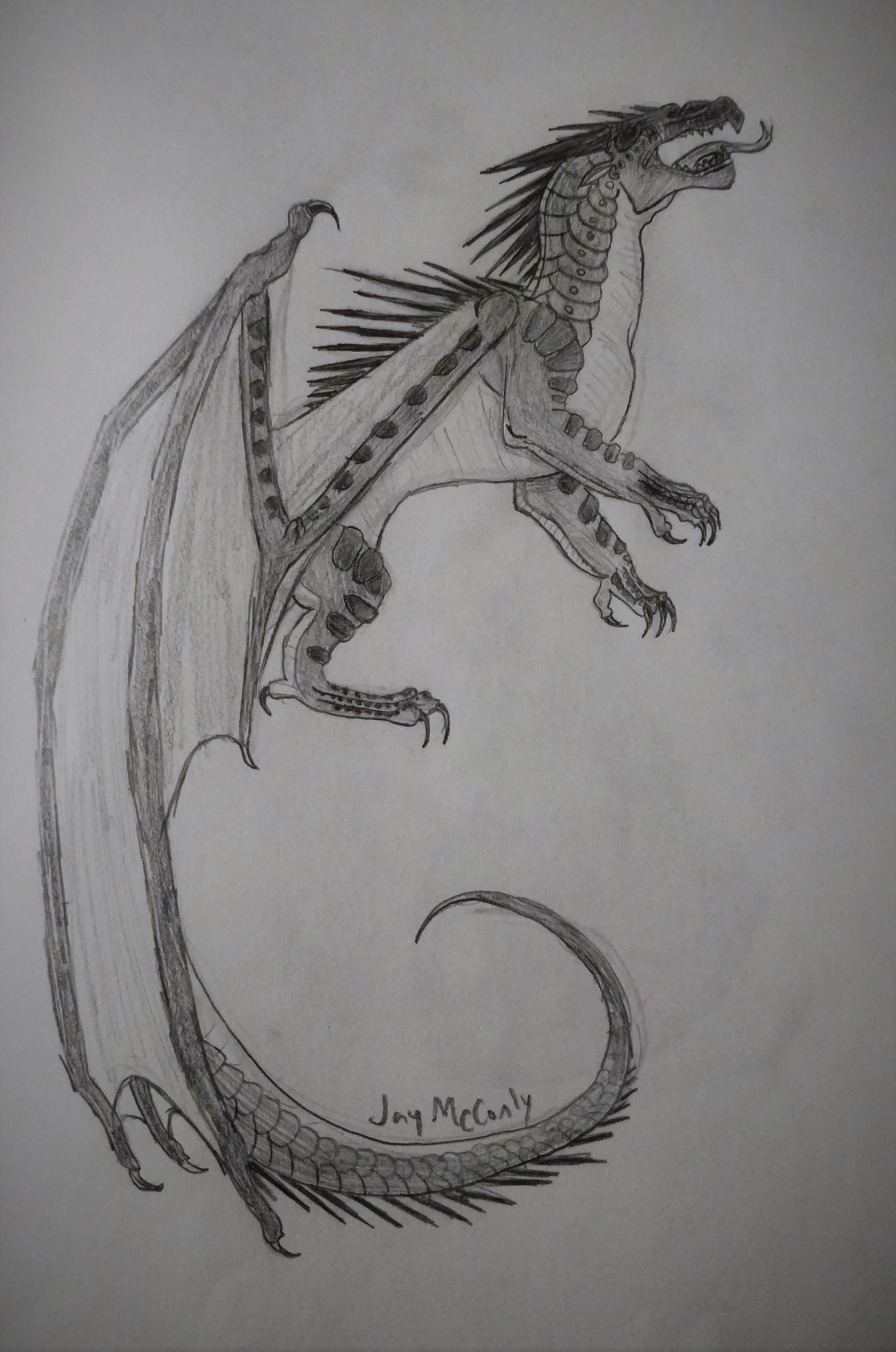 Wings Of Fire Starflight Things I Draw Wings Of Fire