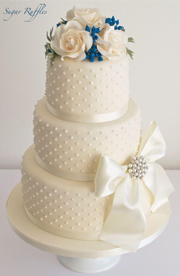 Blaue Beere Hochzeitstorte Ideen 3 Stockig Hochzeit Boda