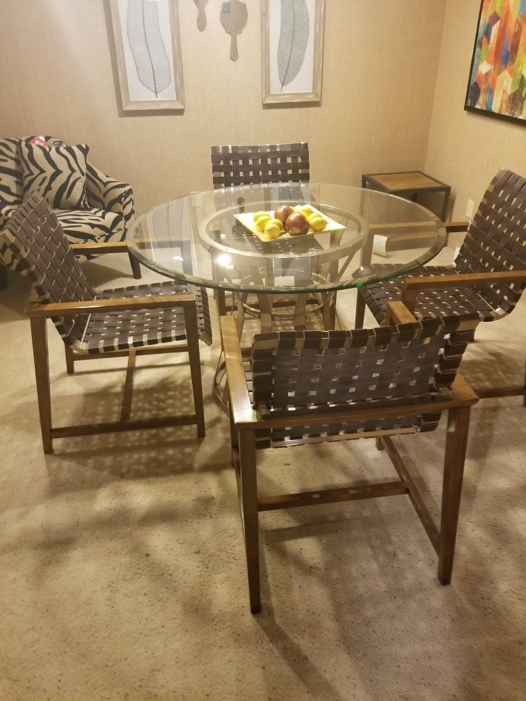 Table And Chairsdrexel  Fitterer's Furniture Downtown Enchanting Drexel Dining Room Furniture Decorating Design