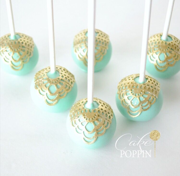 princess jasmine cake pops