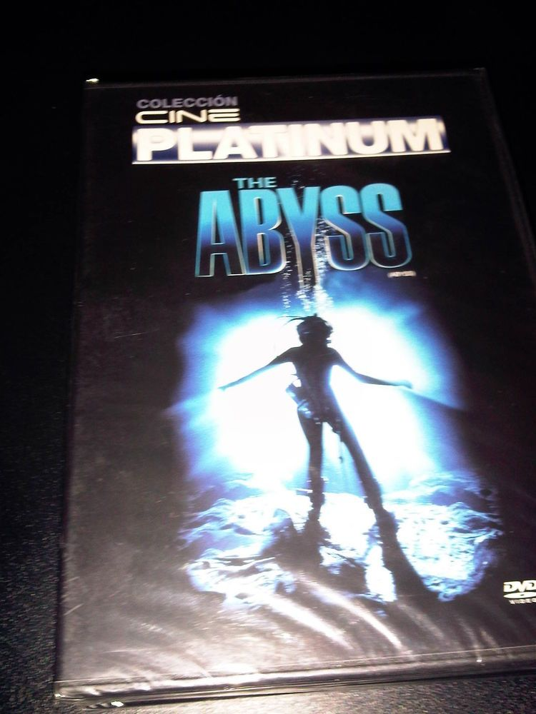DVD THE ABYSS ED HARRIS MARY ELIZABETH MASTRANTONIO