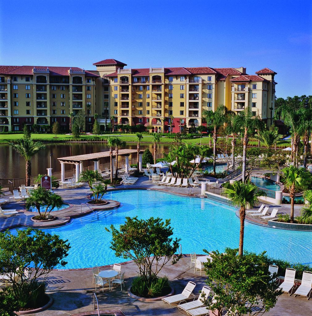 Wyndham Creek Resort, near Walt Disney World