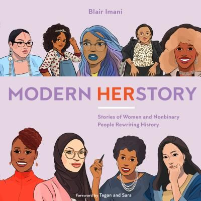 An inspiring and radical celebration of 70 women, girls