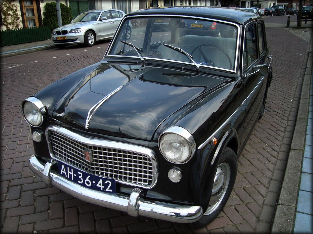 Fiat 1100 Special   by rene1956 (Burning the Midnight Lamp)