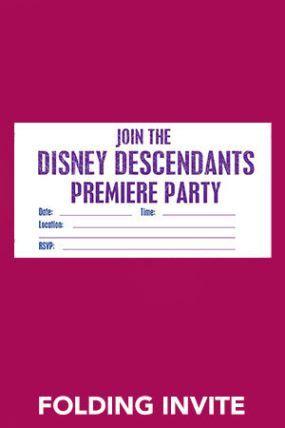 Free Disney Descendants Printables And Activities