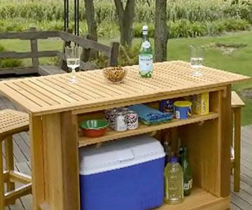 16 Smart And Delightful Outdoor Bar Ideas To Try Thefischerhouse
