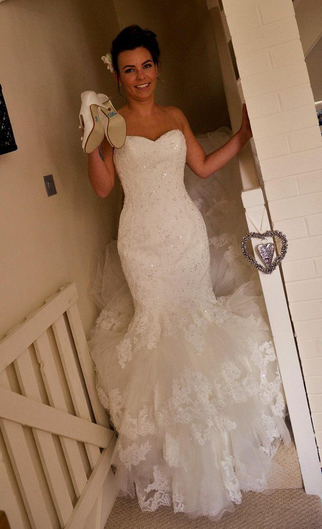 Wedding Dress, Maggie Sottero, Adalee for sale | Wedding in the ...
