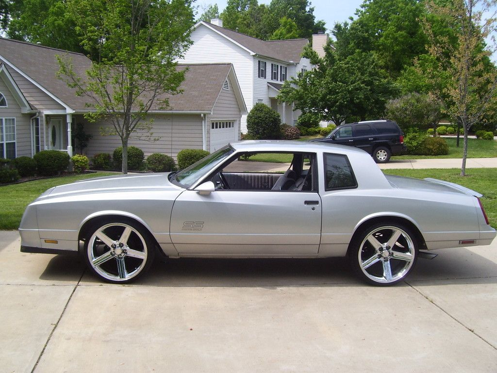 All Chevy 1988 chevrolet monte carlo ss for sale : 1988 Chevrolet Monte Carlo | stuff | Pinterest | Chevrolet monte ...