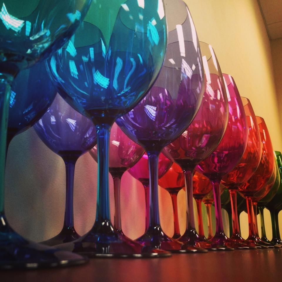 Beautiful Wine Glasses Beautiful Wine Glass Colored Wine Glasses Wine Glasses