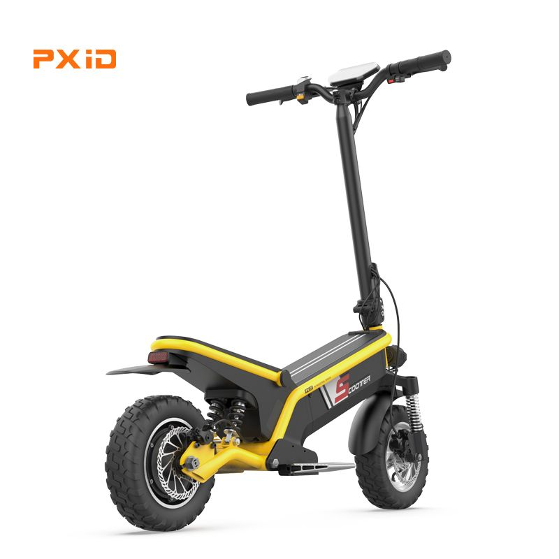 Foldable E Roller Mobility E Scooter Electric Scooter 500w With Seat In 2020 Electric Bicycle Design Electric Scooter Design Scooter Design