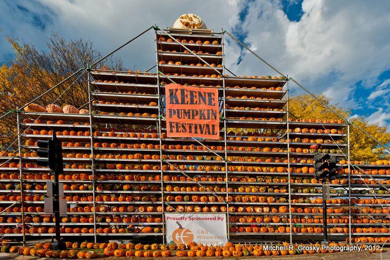 Keene, New Hampshire's Pumpkin Festival | Keene Community