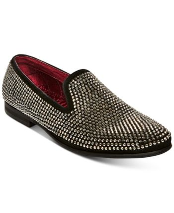 72f62d93217 Men's Caviar Rhinestone Smoking Slipper in 2019 | Products | Loafers ...