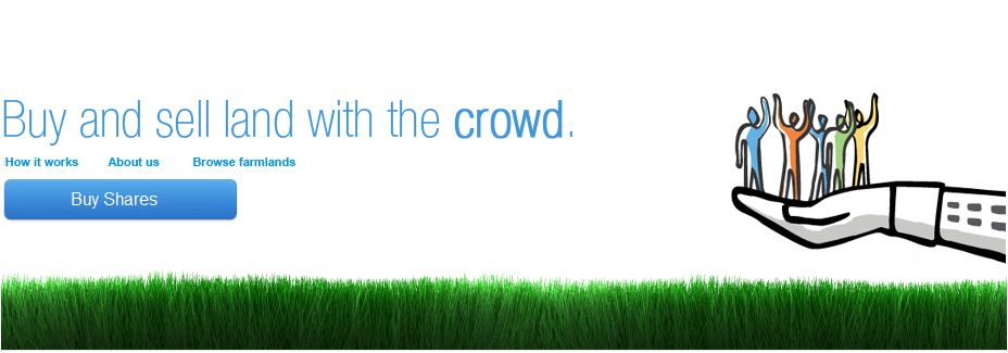 Buy and sell land with the crowd with Fquare - The future of land investing is small squares