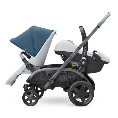 Quinny HUBB stroller The Duo stroller