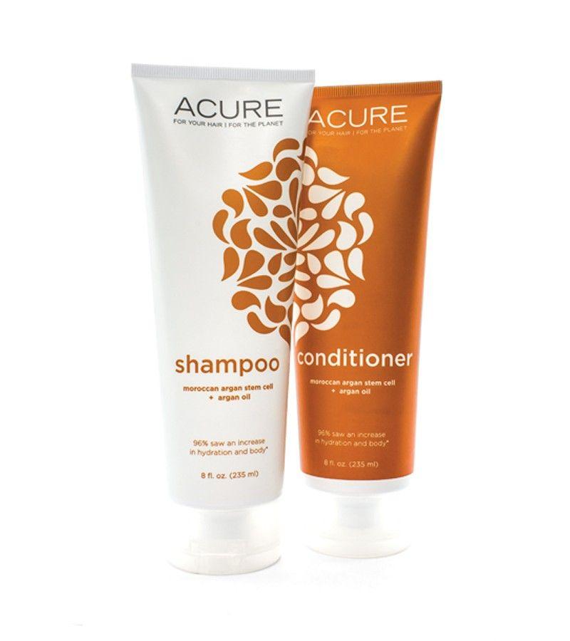 Acure Repairing Shampoo + Conditioner